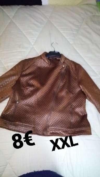 Imagen chaqueta marron