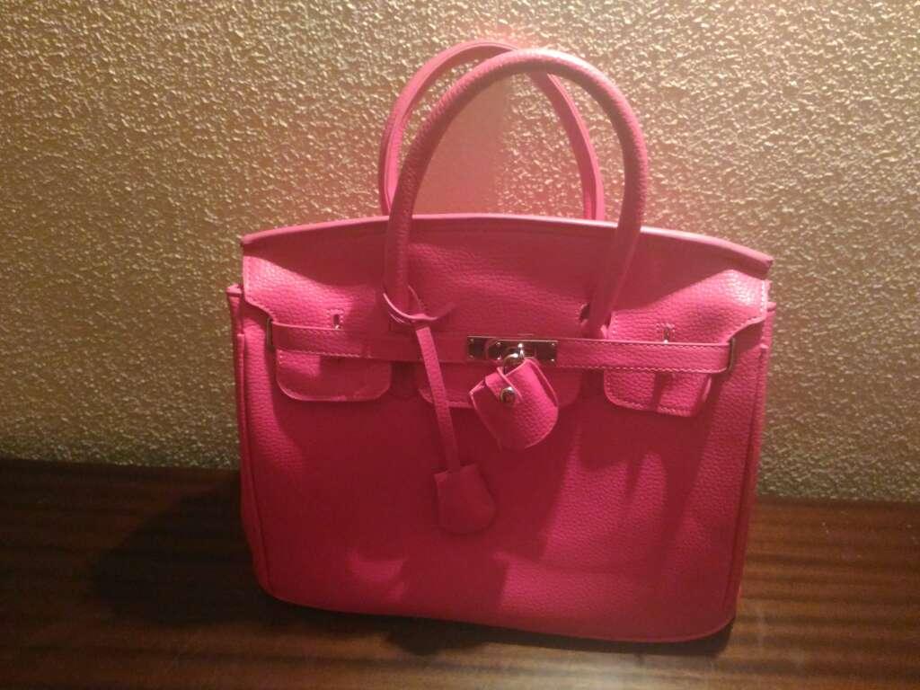 Imagen producto Bolso Rosa Fucsia 1