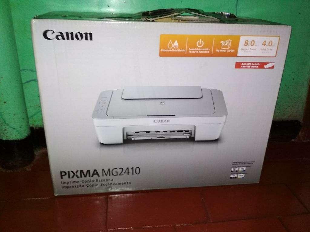 Imagen Canon PIXMA MG2410