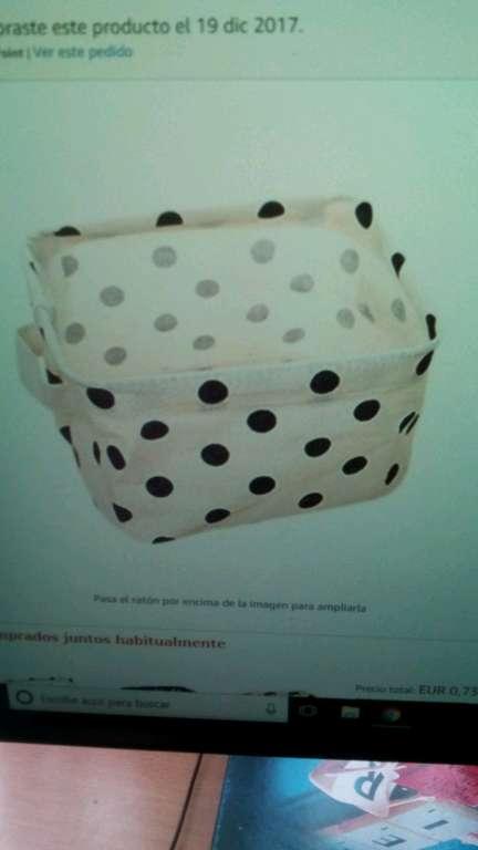 Imagen cesta para el baño