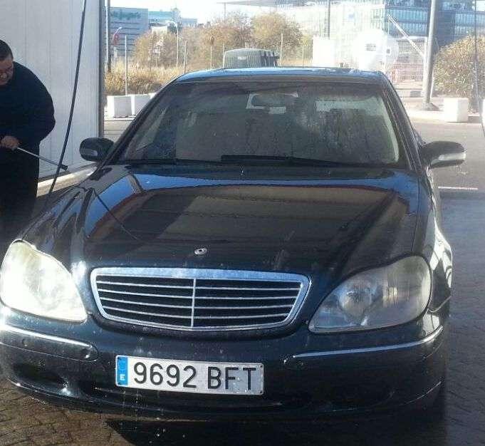 Imagen Mercedes s400 250cv diesel