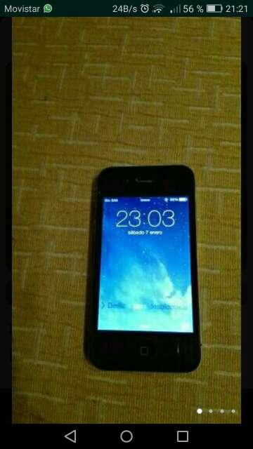 Imagen iPhone 4 32gb