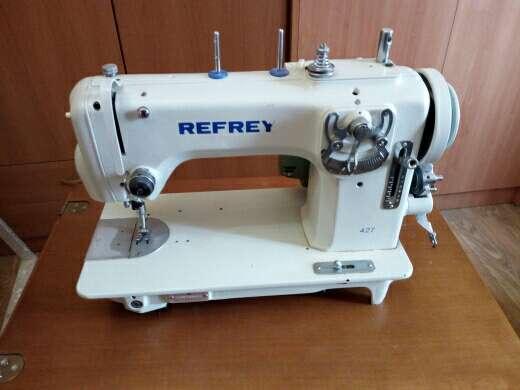 Imagen producto Máquina de coser refrey 2