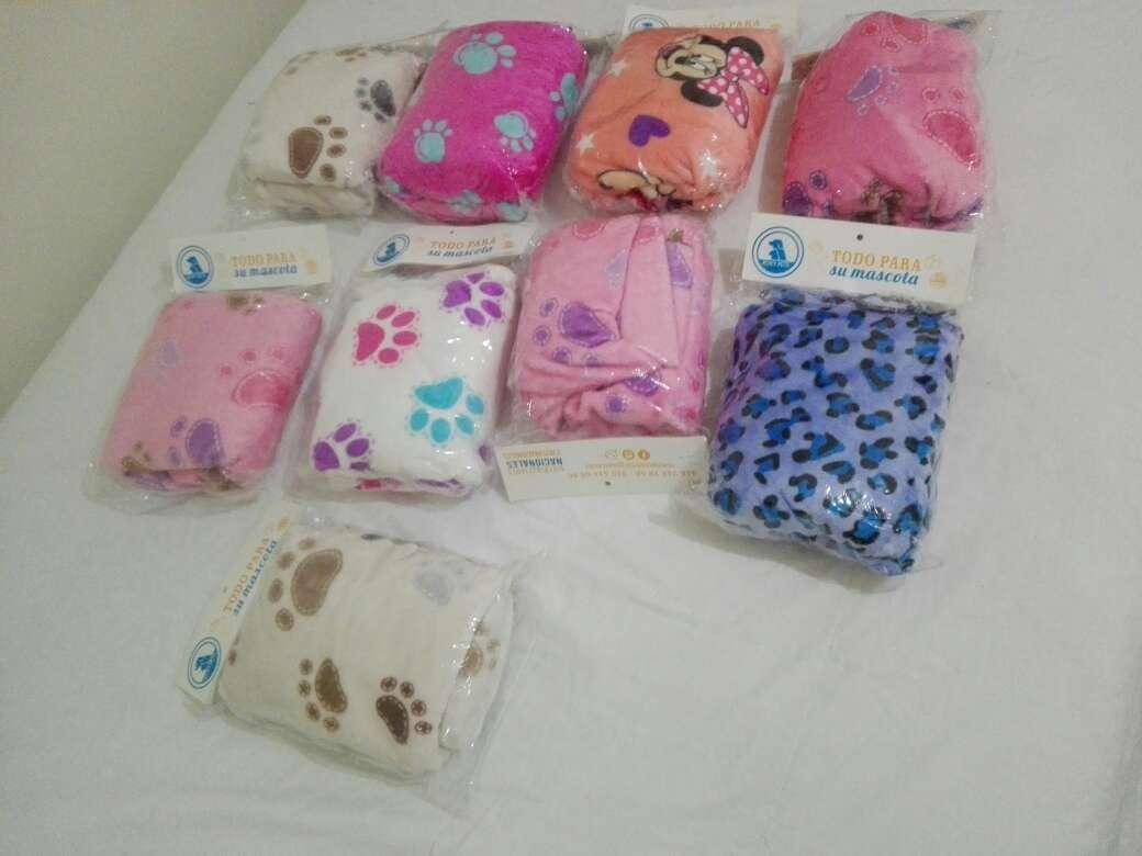 Imagen Cobijas suaves para bebés o mascotas