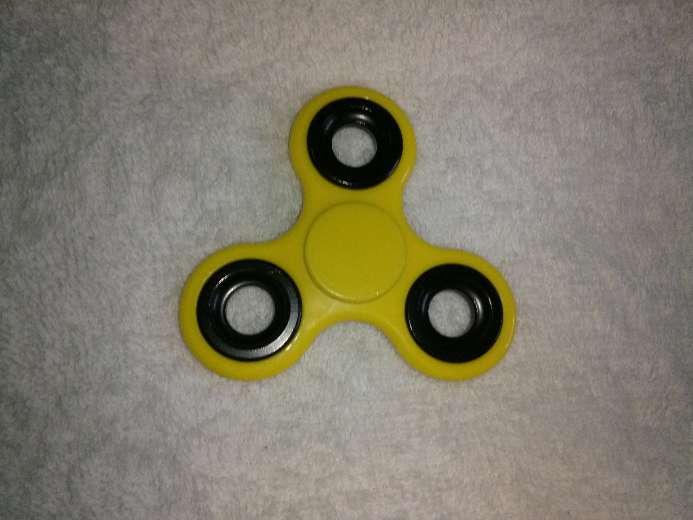 Imagen Spiner amarillo nuevo