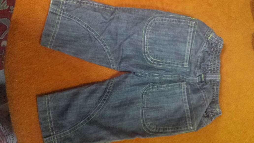 Imagen producto Pantalones y petos bebes 2€ 2