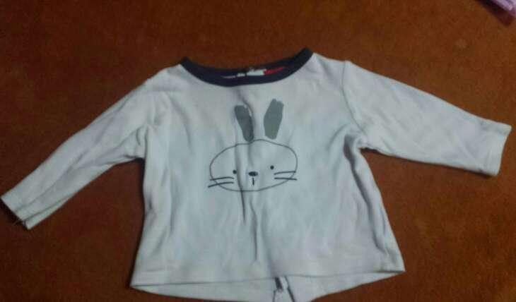 Imagen producto Camisetas bebes 1€ 2