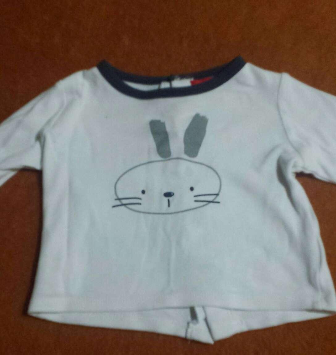 Imagen Camisetas bebes 1€