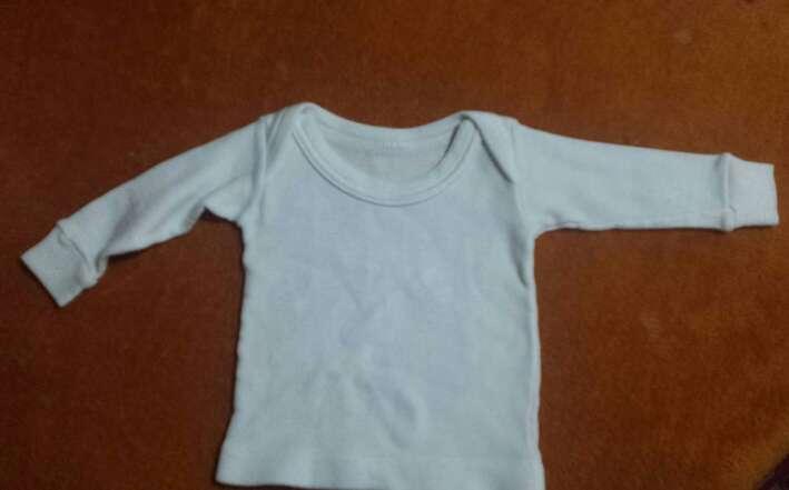 Imagen producto Camiseta de interior de bebe 2