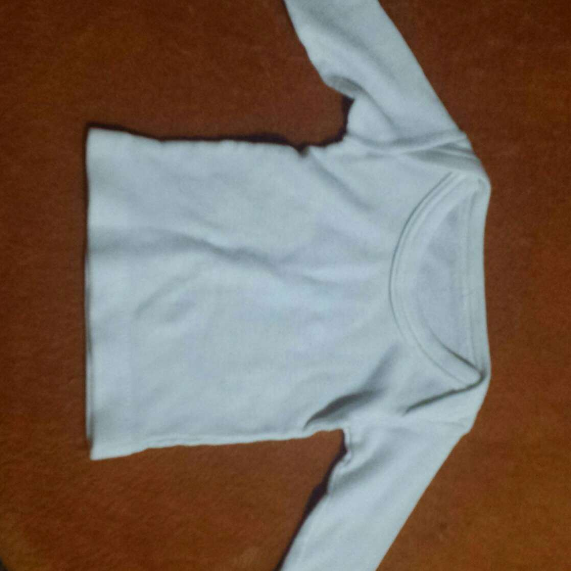 Imagen Camiseta de interior de bebe