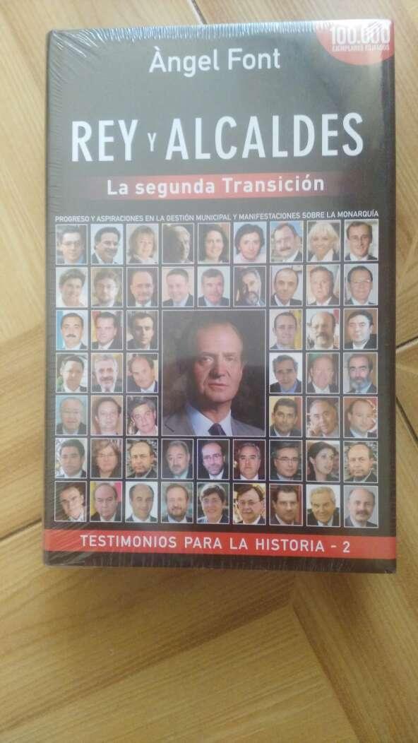 Imagen Rey y alcaldes .La segunda transición