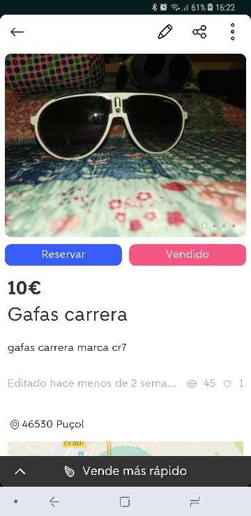 Imagen producto Dos tipos de gafas de sol 2