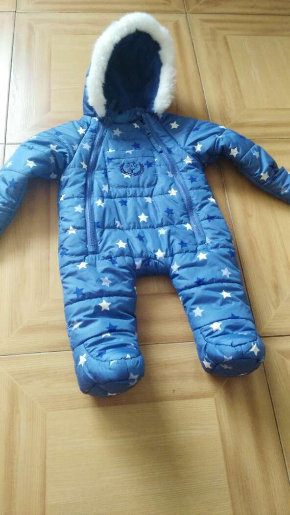Imagen Buzo para bebe