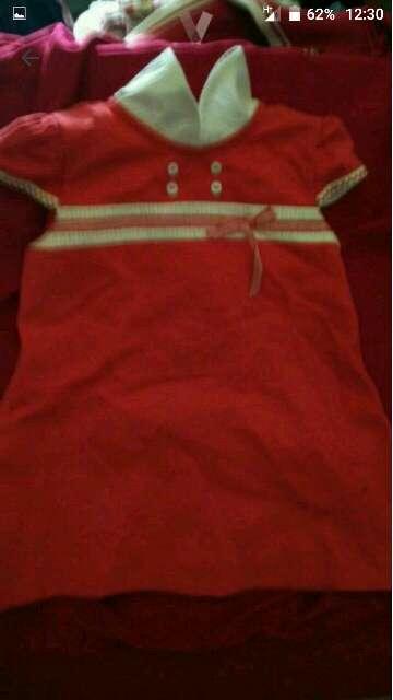 Imagen vestido  para niña 18 meses