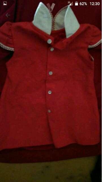 Imagen producto Vestido  para niña 18 meses 2