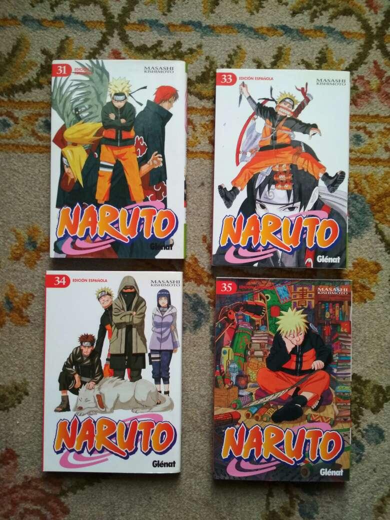 Imagen comics manga Naruto