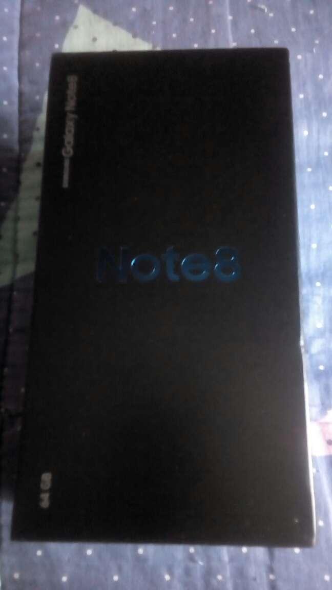 Imagen producto Samsung Galaxy note 8  7
