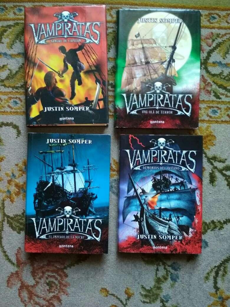Imagen 4 libros vampiratas