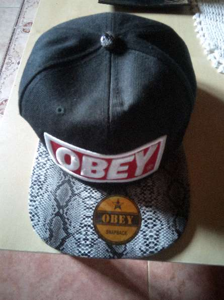 Imagen producto Gorra obey 1