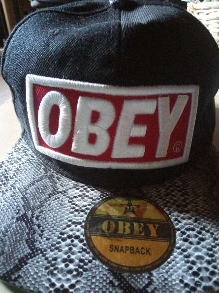Imagen producto Gorra obey 2