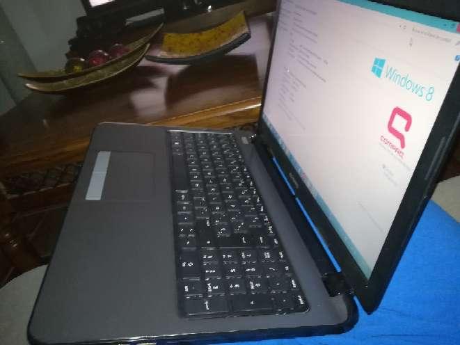 Imagen producto Portatil HP Compaq 2