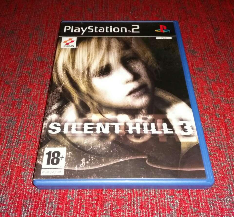 Imagen Silent hill 3, ps2