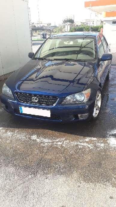 Imagen Lexus IS200