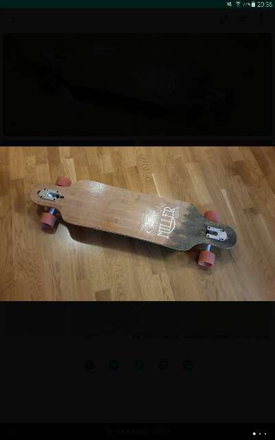 Imagen producto Skate Longboard Miller Physis 1