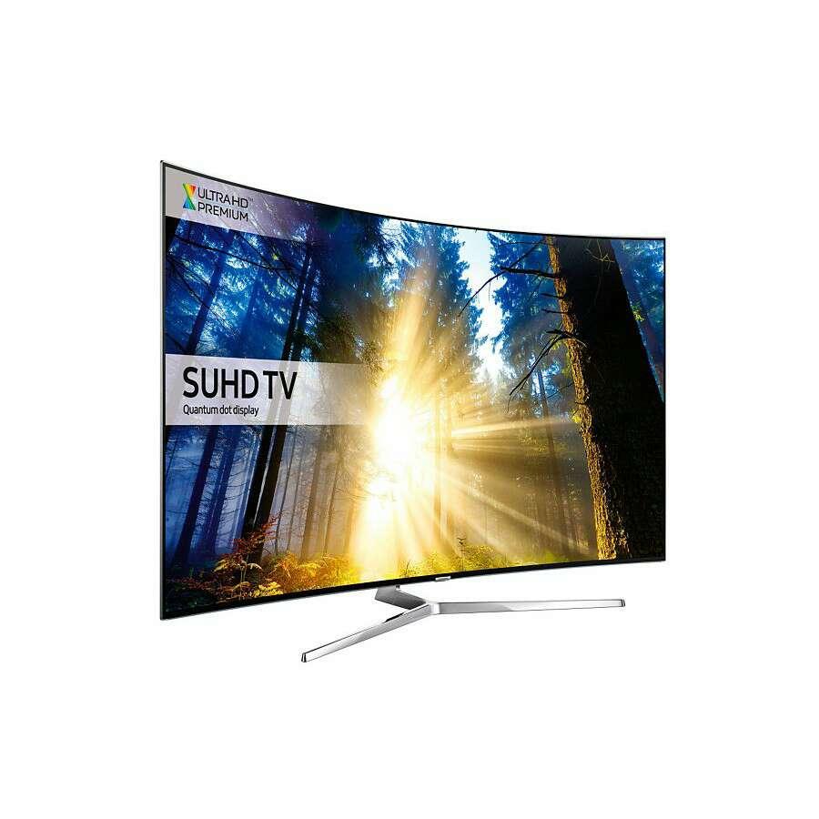 Imagen televisor samsung curved 55