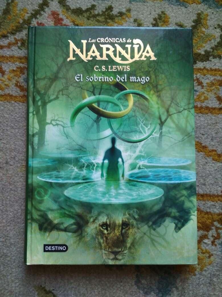 Imagen el sobrino del mago Las crónicas de Narnia