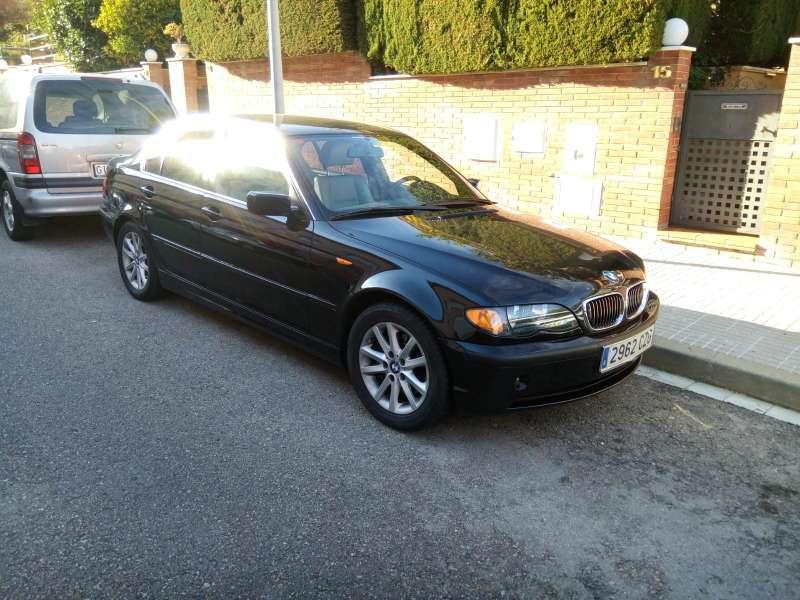 Imagen producto BMW serie 3 320d 2