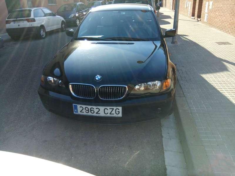 Imagen BMW serie 3 320d