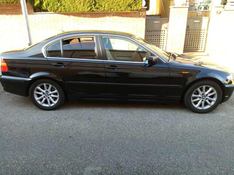 Imagen producto BMW serie 3 320d 5