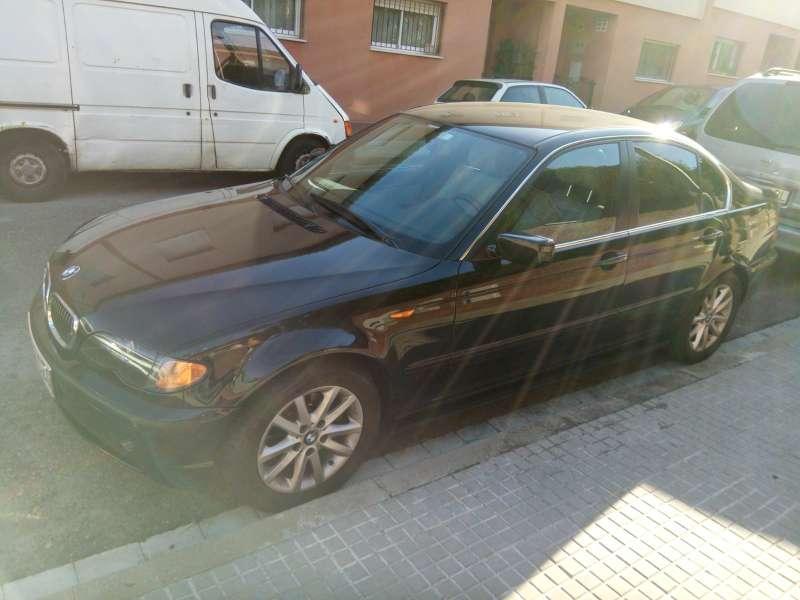 Imagen producto BMW serie 3 320d 6