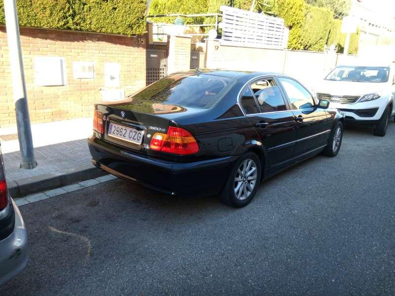 Imagen producto BMW serie 3 320d 4
