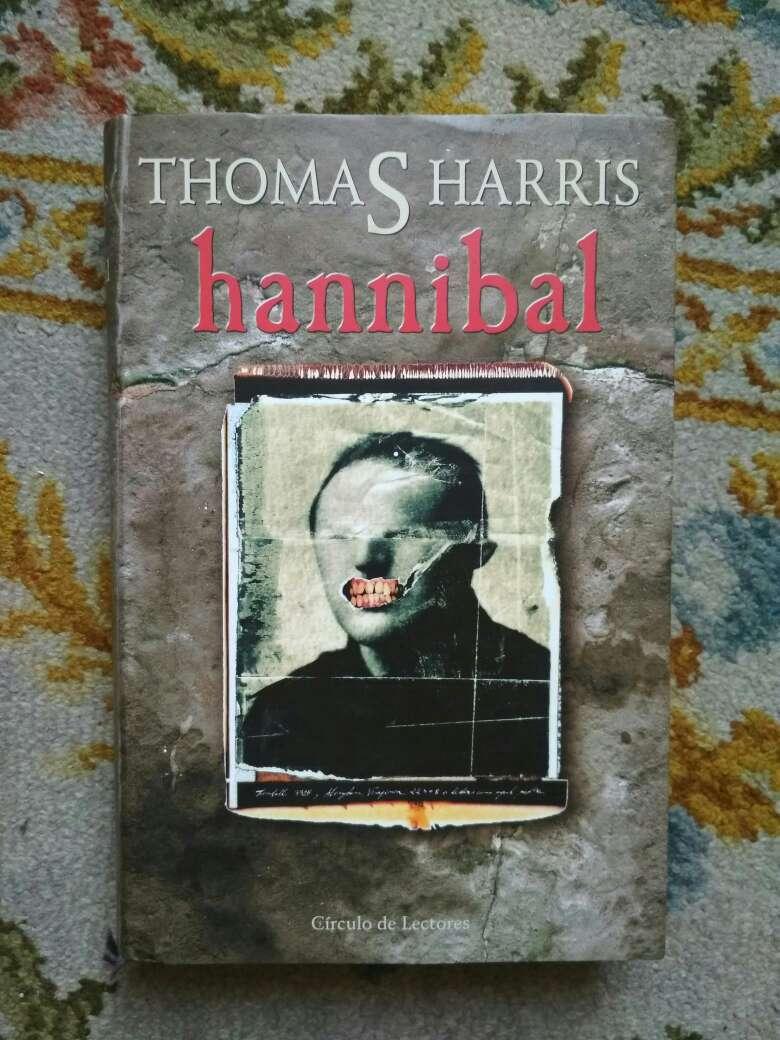 Imagen libro Hannibal de Thomas Harris