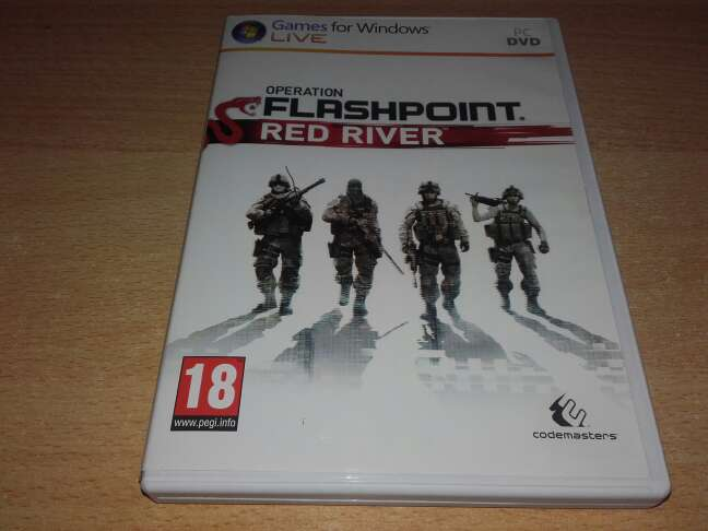 Imagen Operation flashpoint red river