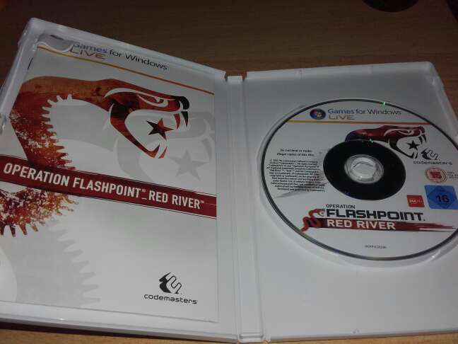 Imagen producto Operation flashpoint red river 3