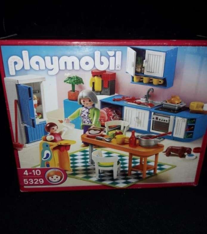 Imagen cocina playmobil mansion SIN ABRIR