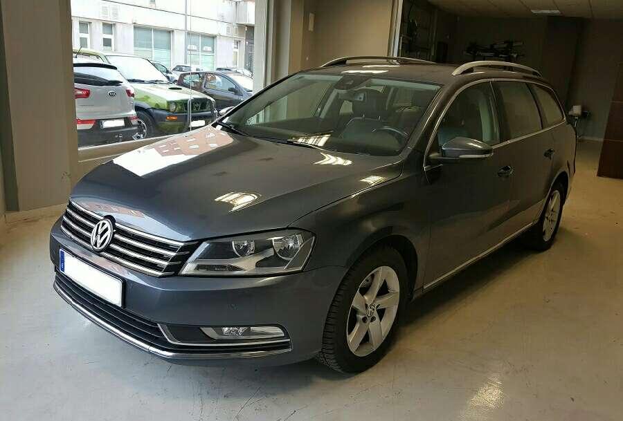 Imagen Volkswagen passat 1.6 tdi - 105 cv
