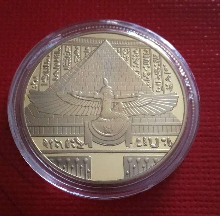 Imagen Moneda de Nefertiti