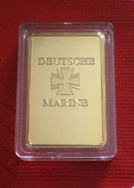 Imagen Lingote de Bismarck