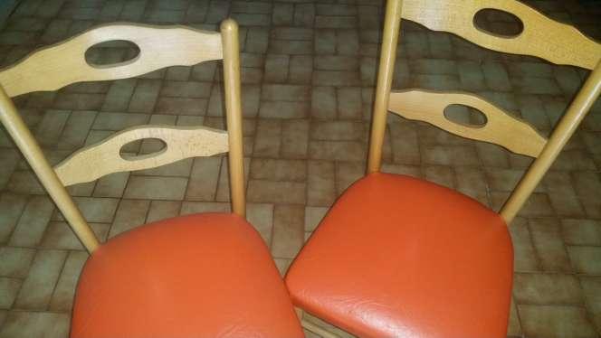 Imagen 4 sillas comedor