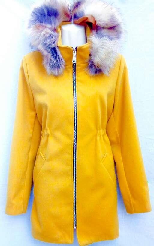 Imagen abrigo de paño juvenil para dama