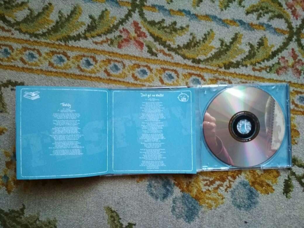 Imagen producto CD Phil Collins testify 3