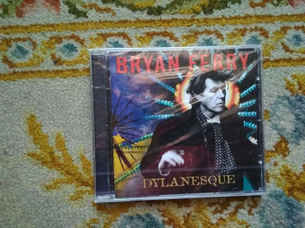 Imagen CD Bryan Ferry, dylanesque
