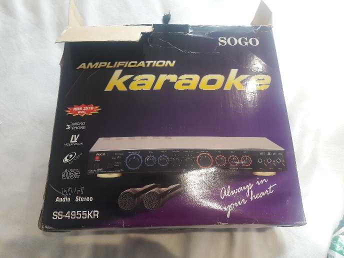 Imagen karaoke nuevo
