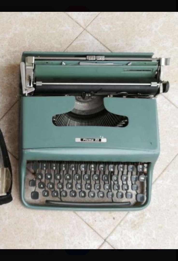 Imagen maquina de escribir