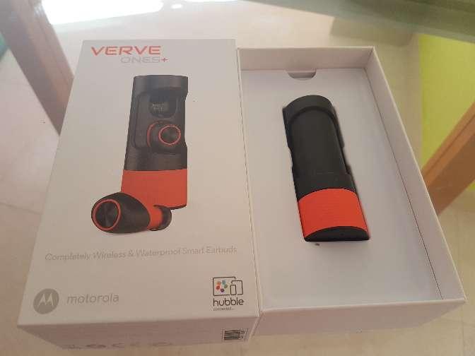 Imagen Auriculates Verves One Motorola ¡nuevos!
