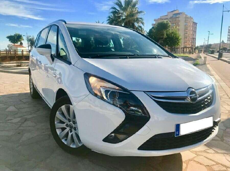 Imagen Opel Zafira 2.0 CDTI 130 cv - 7 plazas
